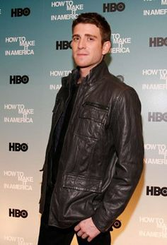 Bryan Greenberg. I'm not sure if I love him or Jim Krasinski more at this point, but there's plenty of love to share in my heart.
