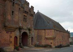 Château de Grandpré. Champagne-Ardennes