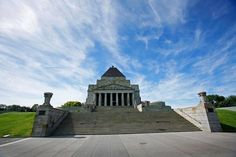 Shrine of Remembrance |  Melbourne, Australia