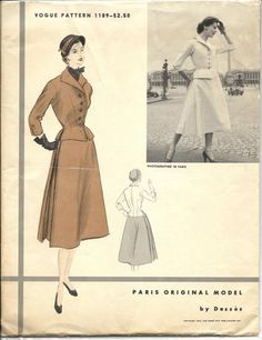 Vogue Paris Original 1189