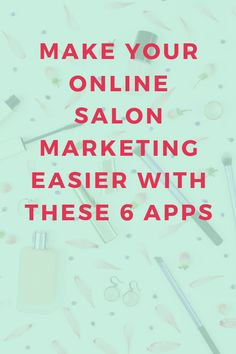 If you need to make your life easier and to automate salon marketing on social media, then read this article about 6 top salon marketing apps. Apps are useful for any kind of business, whether it is a salon business, spa business or nail salon. Amazing Websites, Spa, Salon Business, Salon Style, Business Photos, Cosmetology, Salons, Suite Life, Social Media