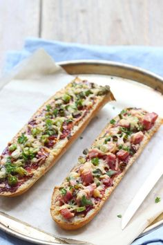 Lunch Archives - Page 2 of 18 - Lekker en Simpel Best Lunch Recipes, Snack Recipes, Recipes Dinner, Easy Recipes, Tapas, Sandwiches, Sports Food, Oven Dishes, Good Foods To Eat