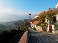 Znojmo, Czech Republic European Countries, Beautiful Places In The World, Future Travel, Czech Republic, Prague, Places To Go, Sidewalk, Explore, Cities