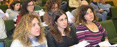 Recepción a los estudiantes italianos de los másteres CMN