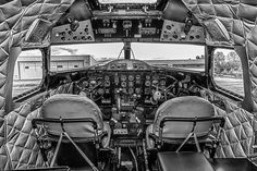 Douglas DC-3 -Cockpit Edit_HDR.jpg | Canon FE 24-105mm F4L IS USM | 24mm F7.1 1/125 | Canon EOS 6D