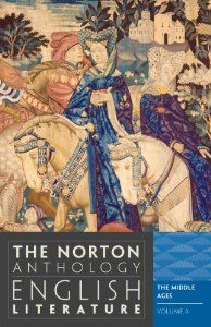 The Norton Anthology of English Literature (Ninth Edition) (Vol. A) Abrams M. Norton Anthology, Tapestry Of Grace, Great Novels, Bibliophile, Middle Ages, Book Lists, Nonfiction, Literature, Literatura