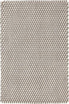 Two-Tone Rope Fieldstone/Ivory Indoor/Outdoor Rug