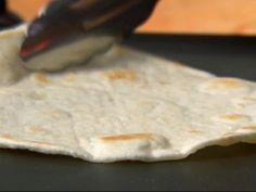 Flour Tortillas by Alton Brown. Use King Arthur Gluten Free (Measure for Measure) Flour