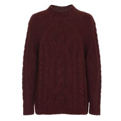Christine Electric cable sweater - Rabens Saloner