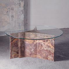 Home - Side up store Marble Furniture, Funky Furniture, Custom Furniture, Contemporary Furniture, Furniture Design, Stone Coffee Table, Coffee Table Design, Medan, Carrara