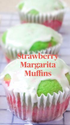 Cupcake Flavors, Cupcake Recipes, Cupcake Cakes, Dessert Recipes, Dessert In A Jar, Breakfast Dessert, Summer Desserts, Summer Recipes, Ranch Recipe