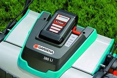 Buy Gardena 4025-U 15-Inch 25-Volt 3.2 amp Lithium-Ion Cordless Push Reel Lawn Mower - Besthomdec.com ✓ FREE DELIVERY possible on eligible purchases Reel Lawn Mower, Free Delivery, Amp, Wolf, German, Deutsch, German Language, Wolves, Timber Wolf