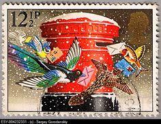 Mail birds