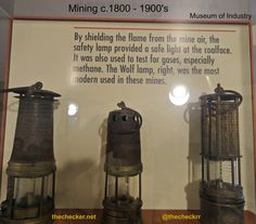 Mine Safety lamps Embedded image permalink Oil And Gas, Embedded Image Permalink, Lamps, Safety, Industrial, Museum, Lightbulbs, Security Guard, Industrial Music