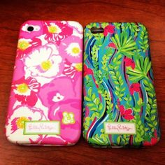 lilly pulitzer phone cases