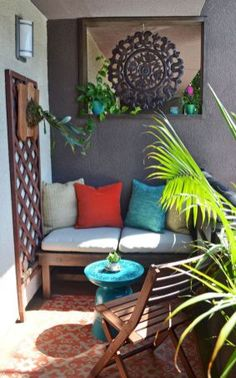 80 Affordable Small Apartment Balcony Decor Ideas On A Budget