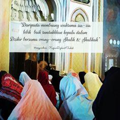 Kualitas krmuliaan seorang muslim