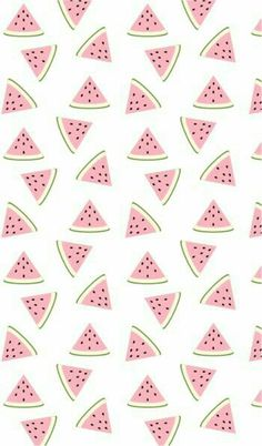 Find images and videos about wallpaper, background and watermelon on We Heart It - the app to get lost in what you love. Cute Wallpaper For Phone, Cute Patterns Wallpaper, Cellphone Wallpaper, Screen Wallpaper, Cool Wallpaper, Mobile Wallpaper, Iphone Wallpaper, Cute Backgrounds, Wallpaper Backgrounds