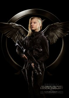 Die Tribute von Panem - Mockingjay Teil 1 Rebels Cressida