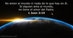 1 John - Bible verse of the day Light Of Life, Light Of The World, John 2 15, Biblia Online, Spirit Quotes, Overcome The World, I Have Spoken, Thing 1, Johannes