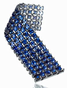 Chopard Sapphire Bracelet