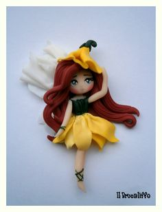Little fairy by BrucaliffoBijoux.deviantart.com on @deviantART