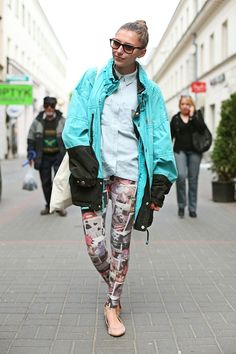 Warsaw Street Fashion - fot. Monika Witowska