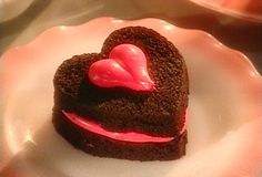 Chocolate Heart Throbs from FoodNetwork.com