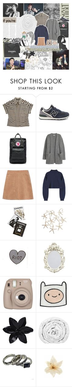"""""""happy birthday jadyn! ✿"""" by kristen-gregory-sexy-sports-babe ❤ liked on Polyvore featuring Sea, New York, New Balance, Fjällräven, Kofta, GET LOST, See by Chloé, Assouline Publishing, Chanel, Fujifilm and ASOS"""