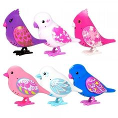 Little Live Pets - Tweet Talking Birds - S2 Assorted Little Live Pets, Little Birds, Australia Shopping, Toys Australia, Bird Calls, Moose Toys, Different Birds, Little Dragon, Presents For Kids