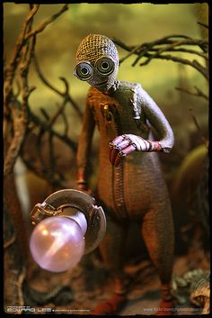 "~*~ I need this doll!! <3 ~*~(NECA)Tim Burton's ""9"" Action Figure"
