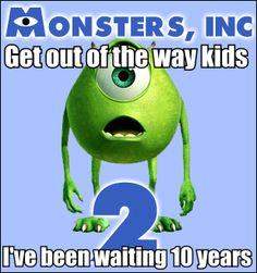 Monsters, Inc 2