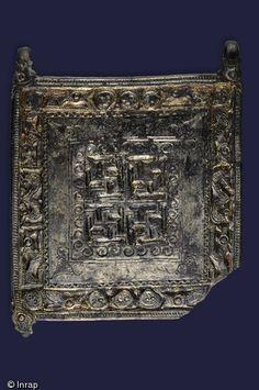 Fibules Antiques Celtiques Romaines Merovingiennes Excellent In Cushion Effect Coins & Paper Money Celtic