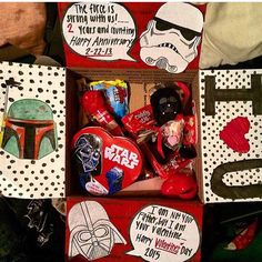Military Care Package, Star Wars