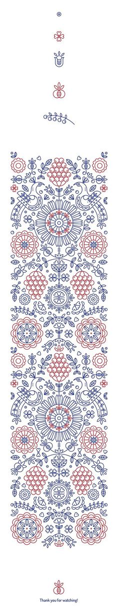 (20) The Xipon wallpaper by C.F.A. Voysey (1857-1941). England, early 20th century. | Это любопытно | Pinterest