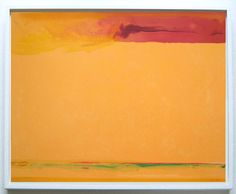 Helen Frankenthaler Southern Exposure Screenprint