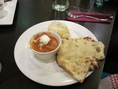Butter Chicken @ Clay and Coal Indian, restaurant, Adelaide