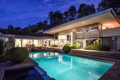 Mid Century Modern Robert Skinner - pool