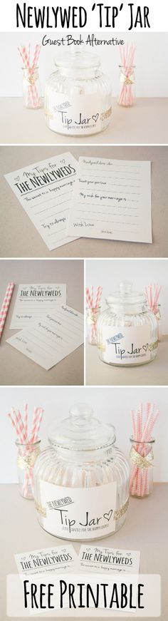 Newlywed Tip Jar Printable 01