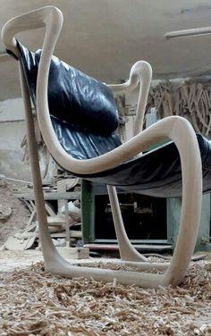 Infinite Armchair