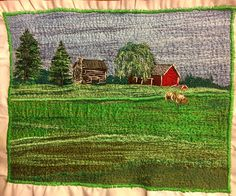 A personal favorite from my Etsy shop https://www.etsy.com/listing/507570485/door-county-pastoral