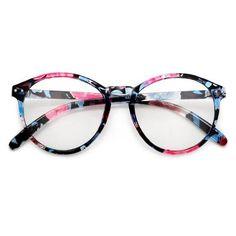 182c9ad568 Designer Inspired Sleek 50s Retro Square Frame Glasses