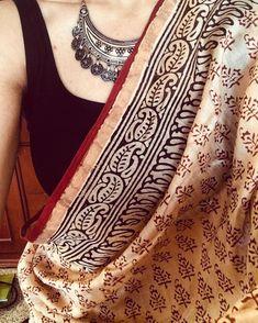 #NovemberLooks . . . . Tussar Silk : Sundari Silks Jewellery : Forever 21 #instastyle #ootd #margazhistyling NOT FOR SALE!