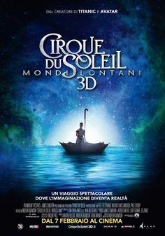 Su www.postepayfun.it puoi acquistare i biglietti per la visione del film Cirque su Soleil 3d ad un prezzo scontato.