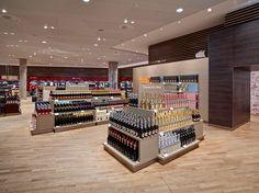 Syndicate hat im Flughafen Oslo den größten Heinemann Duty Free Shop der Welt gestaltet. Mehr Informationen: http://www.syndicate.de/de/news/presse-retaildesign-heinemann-duty-free-oslo