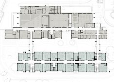 Image 15 of 19 from gallery of Memorial Elementary School / DIGroupArchitecture. Plans
