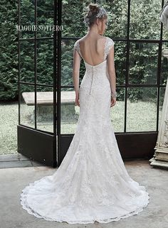 Large View of the Marigold Bridal Gown