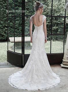 so pretty! - Maggie Sottero Marigold Bridal Gown