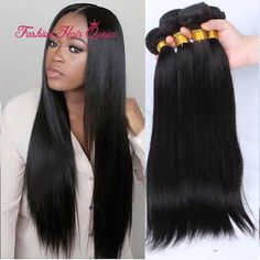 Find More Human Hair Extensions Information about Brazilian Virgin Hair Straight…