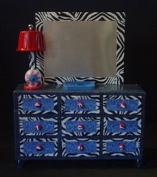 Different DIY doll house furniture at this website